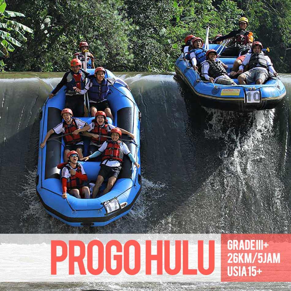 Arung Jeram Progo Hulu